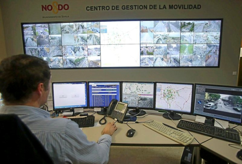 centro vigilancia trafico
