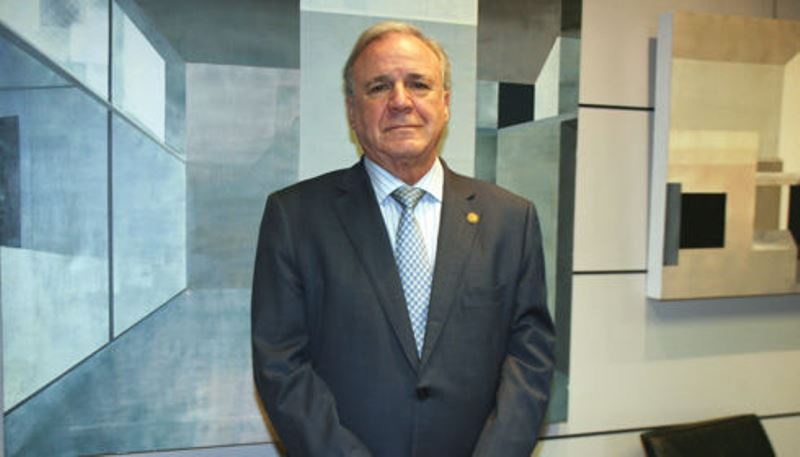 Juan Francisco Lazcano,, presidente de AEC