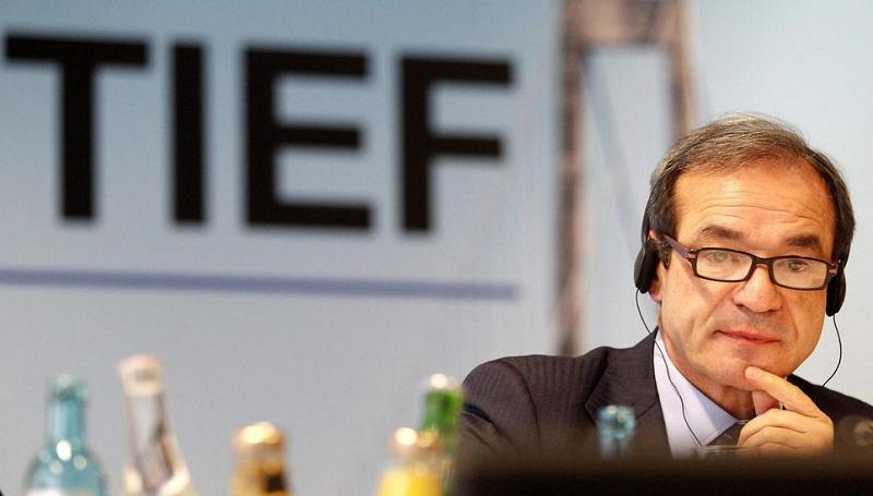 El presidente de Hotchief, Marcelino Fernandez Verdes. (EFE)