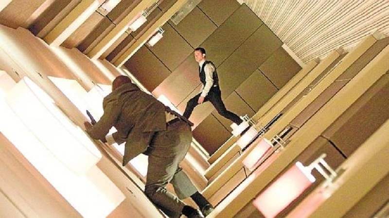 Fotograma de 'Origen' (Inception), filme de Christopher Nolan. / DM