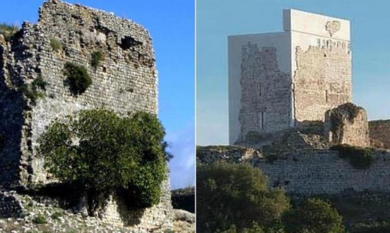 Castillo de Matrera (Cádiz)