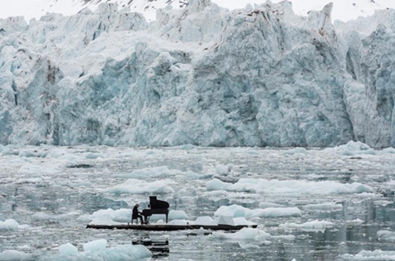 Música contra el deshielo del Ártico