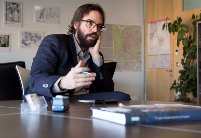 Alvaro Fernández Heredia, nuevo Director Gerente de la EMT de Madrid