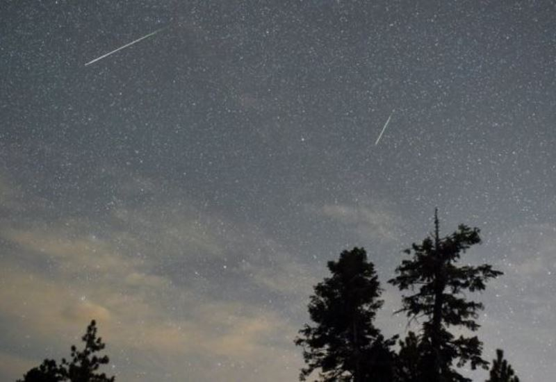 Dos impresionantes lluvias de meteoritos se solaparán en la próxima semana.