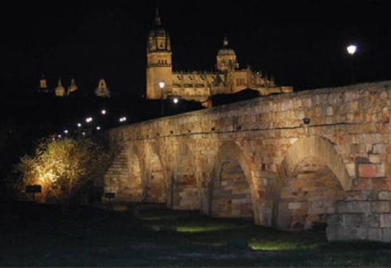 Puente romano de Salamanca (Salamanca, Castilla y León)