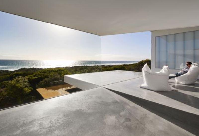 Villa Marittima en la playa de St Andrews, en Australia
