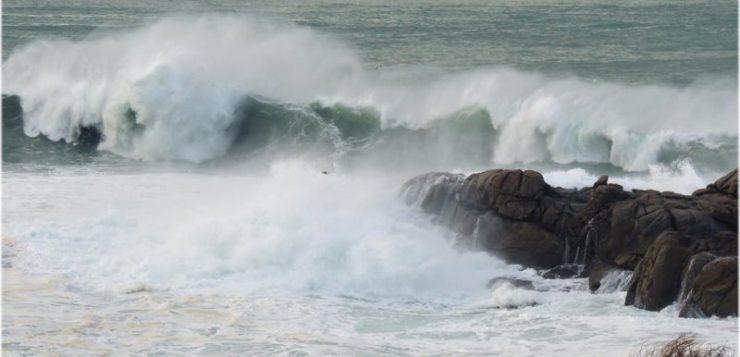 Predicción de oleaje en las bocanas y puertos