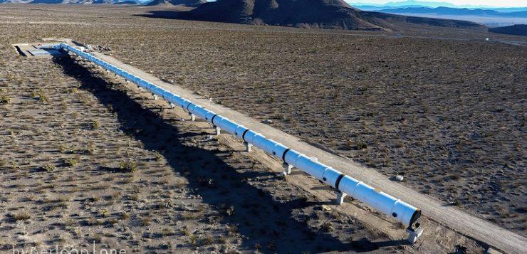 Hyperloop: el transporte ultraveloz que unirá Madrid y Tánger en una hora