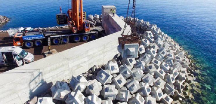 Cubipod: la innovación española llega a la industria marítima