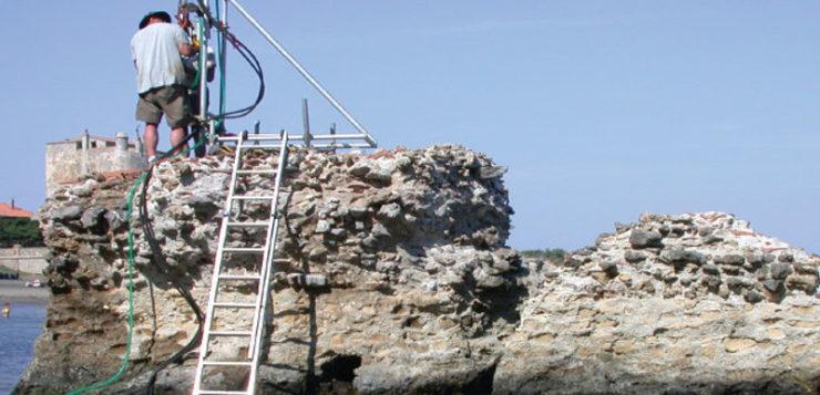 La 'receta' de los antiguos romanos para conseguir un hormigón superresistente al paso del tiempo