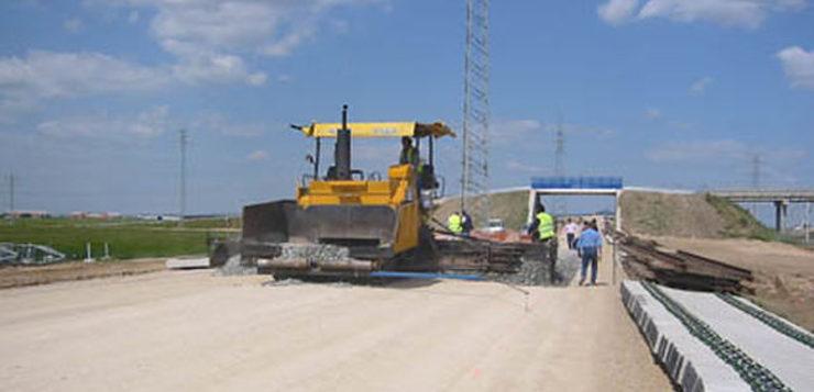 Expertos analizan en Badajoz la realidad de las obras para la alta velocidad ferroviaria