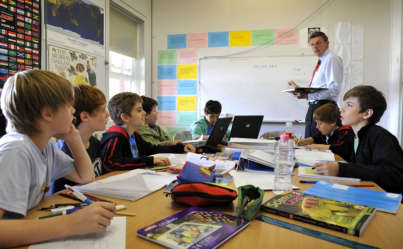 Se buscan profesores españoles para enseñar en las antípodas