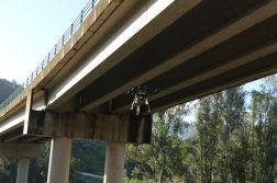 drones utilizados puente