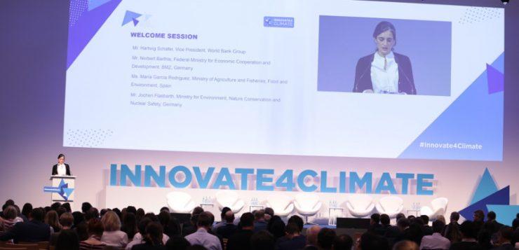 España apoyará una nueva iniciativa en materia de cambio climático del Banco Mundial
