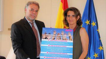 Teresa Ribera Manifiesto Ciudadano Avaaz
