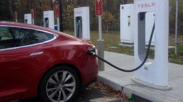Tesla-carga