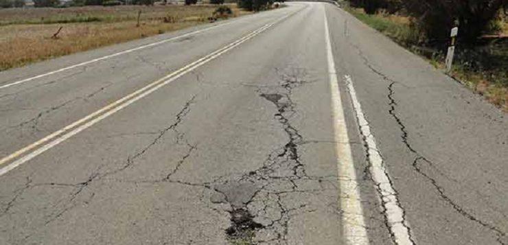 """Las carreteras españolas al borde del """"muy deficiente"""""""