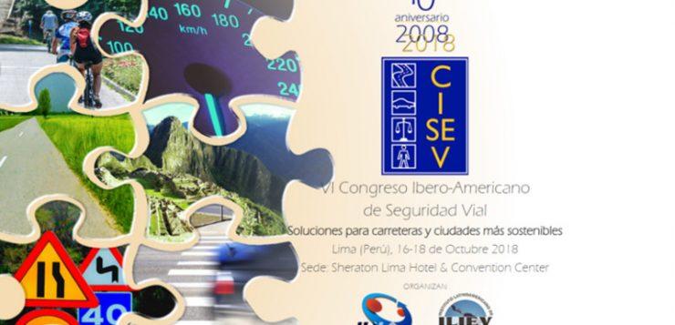 VI Congreso Ibero-Americano de Seguridad Vial