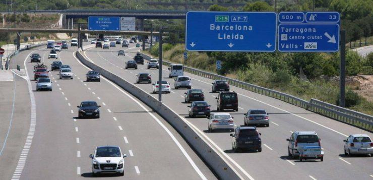 85 millones para conservación de carreteras en Cataluña