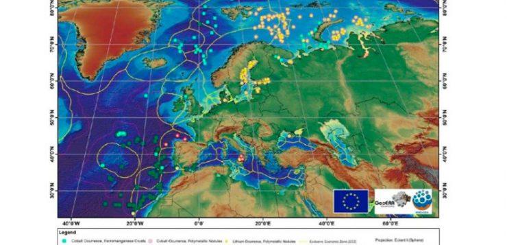 Científicos europeos buscan los metales de los coches y la energía del futuro en los mares de toda Europa